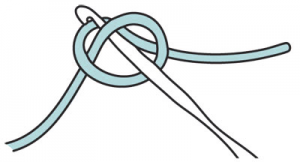 The Slip Knot Figure 2