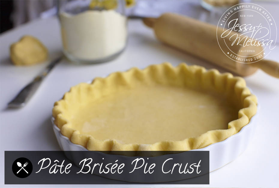 pate brisee pie crust jessy mar 1 2015 pastry pies leave a comment a ...