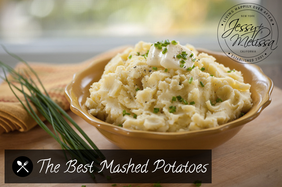 The Best Mashed Potatoes | Jessy + Melissa